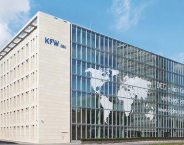DEG-KfW Group - Pyramide GmbH Referenzen