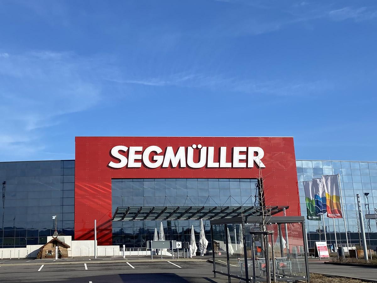 Möbelhaus Segmüller Pulheim – Pyramide GmbH Referenzen