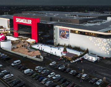 Möbelhaus Segmüller Pulheim - Pyramide GmbH Referenzen