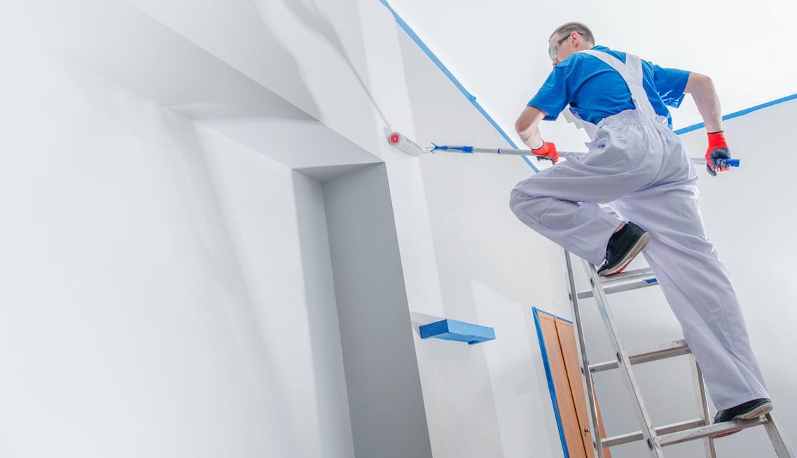 Malerarbeiten – Leistungen Pyramide GmbH